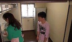 Best Japanese girl Aya Kanzaki in Crazy JAV uncensored Big Tits video