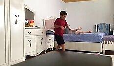 Amateur Mom In Sucking Dick On Hidden Cam
