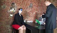 BBW Russian Masturbates In Snapchats