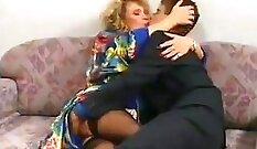 Brunette gets banged like a pervert