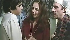 Asian sex dare Madelyn fucked by doctors son stud fall for his advice