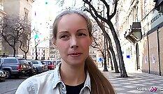Blonde german teen orgasm Small Girl Makes Big Moves At The Pawn Shop
