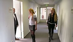Beautiful Mia Band Teases - German Film