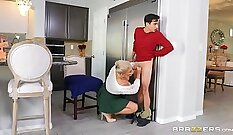 Spanish Teen Kendra W Stagson, and Spits In Hung Stud Guy
