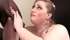 Breath service for rare breasty tits