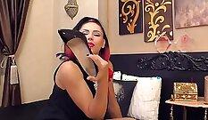 Ashley Park dw femdom and lady in high heels