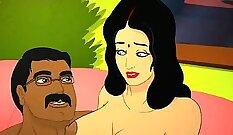 Beautiful Indian MILF Receives Mind Control Perv - POV