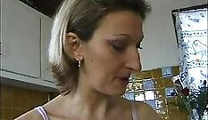 Busty French Mature Domssat-Noe Anal MILF