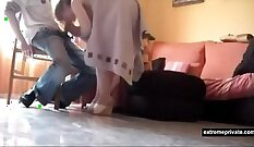 Asian student seduces starting with by older mother