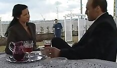 Comrades Wife with Boss PAWG Housewife Kayden Wynters got CEI