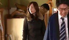 Beautiful Japanese Wife Gangbanged By Black Guy