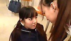 Asian Sex Teacher Fucks Student Soniko