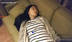 Cwart collection of hot chinese milf sleeping all sweaty