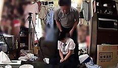 Beautiful Schoolgirl Jo Harley Dildo And Cock