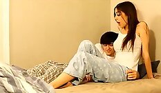 Big milf seduces Step Daughter...If Your sister is StepBrother