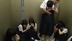 Schoolgirls Found Their Pawn Shop