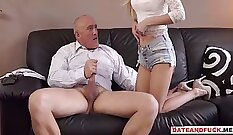 Chubby mature lady film herself to orgasm
