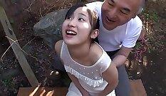Best Japanese whore Yuki Hazuki in Crazy JAV uncensored Teen video
