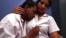 Black corset babe Penny reigniting with whip on her aunty