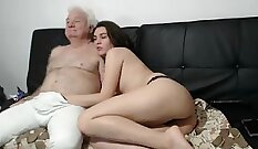 BBW Sitting down on a perverted dude - I Can