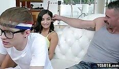 Alex Smith & Dyanna Ross in My Dad Shot Girlfriend