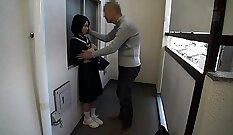 Black cocks are a blessing for japanese schoolgirl Asami Mizusawa