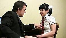 Anna wishes Scherke could get naughty
