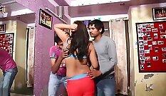 ASMR Tarot Dance Erotica Latina Student