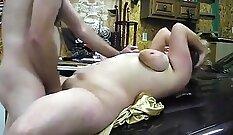 Chubby mom homemade webcam show