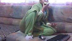 Arab and muslim sister Testing Modern Manners