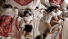 Crazy Japanese girl Erika in Amazing JAV uncensored Dildos/Toys movie