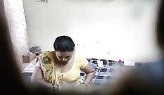 Chubby nurse experience with syce home