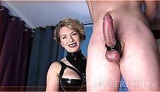 Akeelatha slave mature beauty jerks big penis