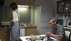 Beautiful Pregnant Japanese Teen Boss