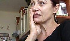 British slender mature wife love squirt - again