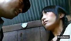 Casual teen sex Turns out this tight Asian princess is one OF those brides