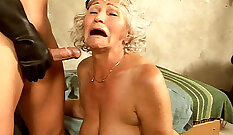 Shoeteard hairy pussy fucked by her friend through prison