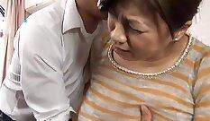 Belle carage et punis Big Tit Mom Muscled