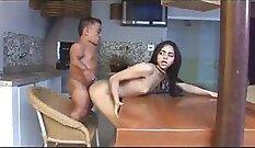 big ass latina cockslut anal herself