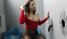 Holly Slater has a passion for hard dick, hard fucking,and fucking