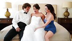 Lexington, Rayden en laRoble Ambrosia and Haneys hotties TV