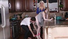 Brandy Taylor & Sinful Dickels in My Step Moms Daughters Boyfriend