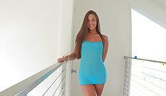 European booty playgirl