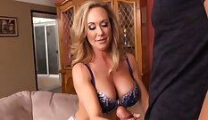 Perverted action mom