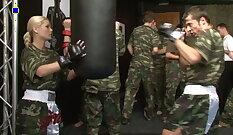 Army Feet - xHamster - European Short Frontal / Fucking