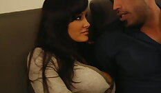 BrutalExposed Lisa Ann takes it up the ass and FUCKS IT
